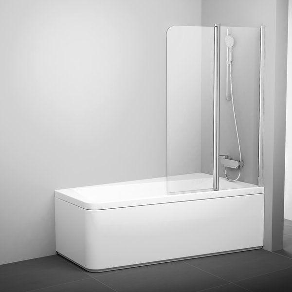 Ravak 10° CVS2 шторка для ванны ФОТО