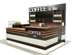 Кофе киоск 3