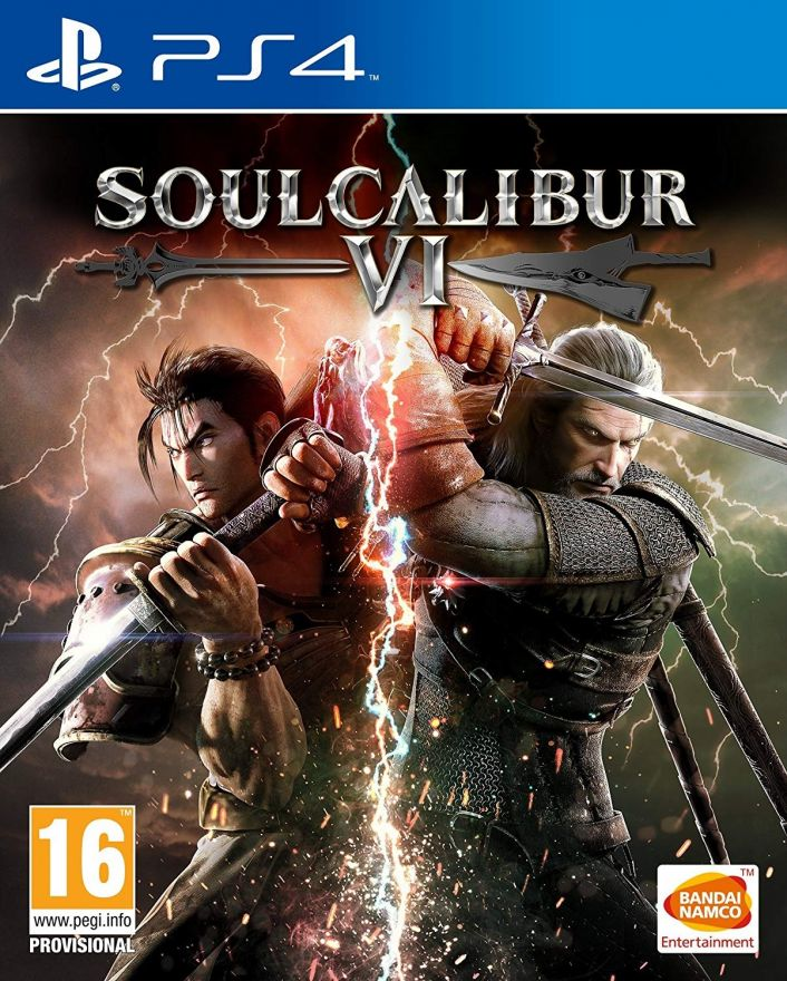 Игра Soul Calibur VI (PS4)