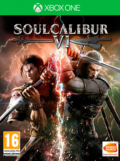 Игра Soul Calibur VI (Xbox One)