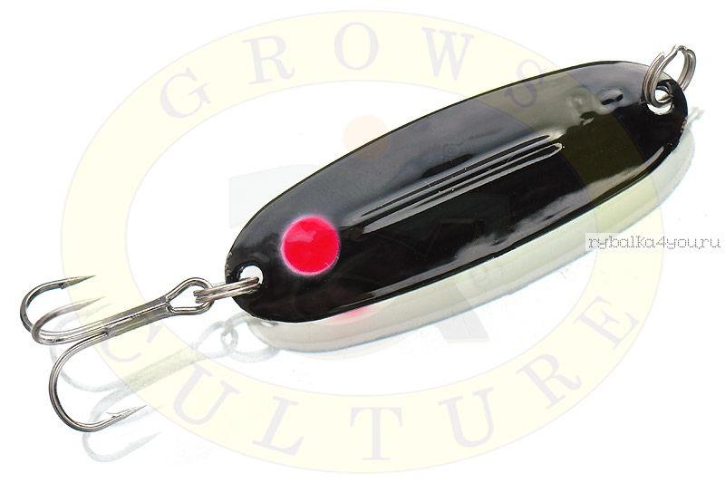 Блесна колеблющаяся Grows Culture Willmans 57 мм / 7 гр / цвет:  034А(светонакопитель)