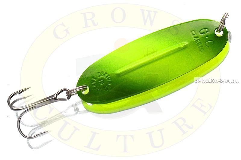 Блесна колеблющаяся Grows Culture Willmans 57 мм / 7 гр / цвет:  039А