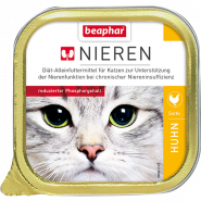 Beaphar Nieren Hähnchen-brust Полнорационная диета  с куриной грудкой (паштет), 100 гр