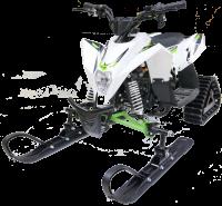 Детский снегоход (снегоцикл) Motax Gekkon Snow