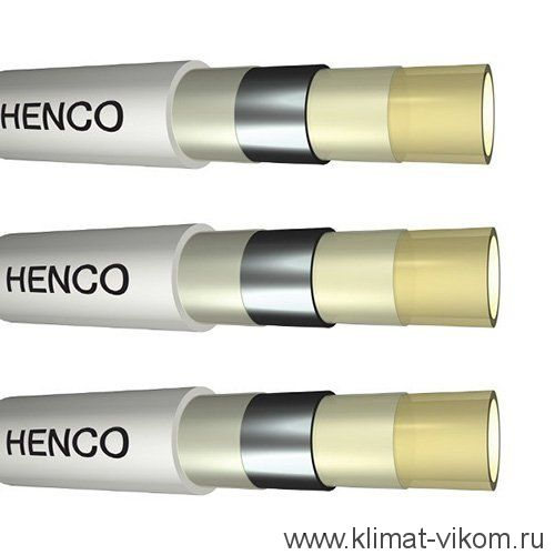 Henco Труба PE-Xc из 5-ти слойного cшитого полиэтилена 16x2 (200 м)