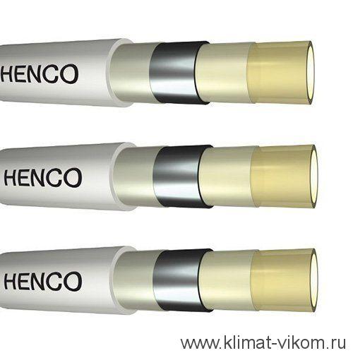Henco Труба PE-Xc из 5-ти слойного cшитого полиэтилена 20x2 (120 м)