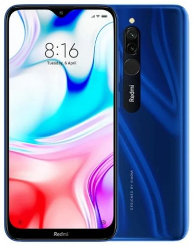 Xiaomi Redmi 8 3/32GB (синий)