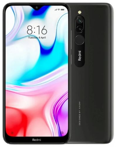 Xiaomi Redmi 8 4/64GB (черный)