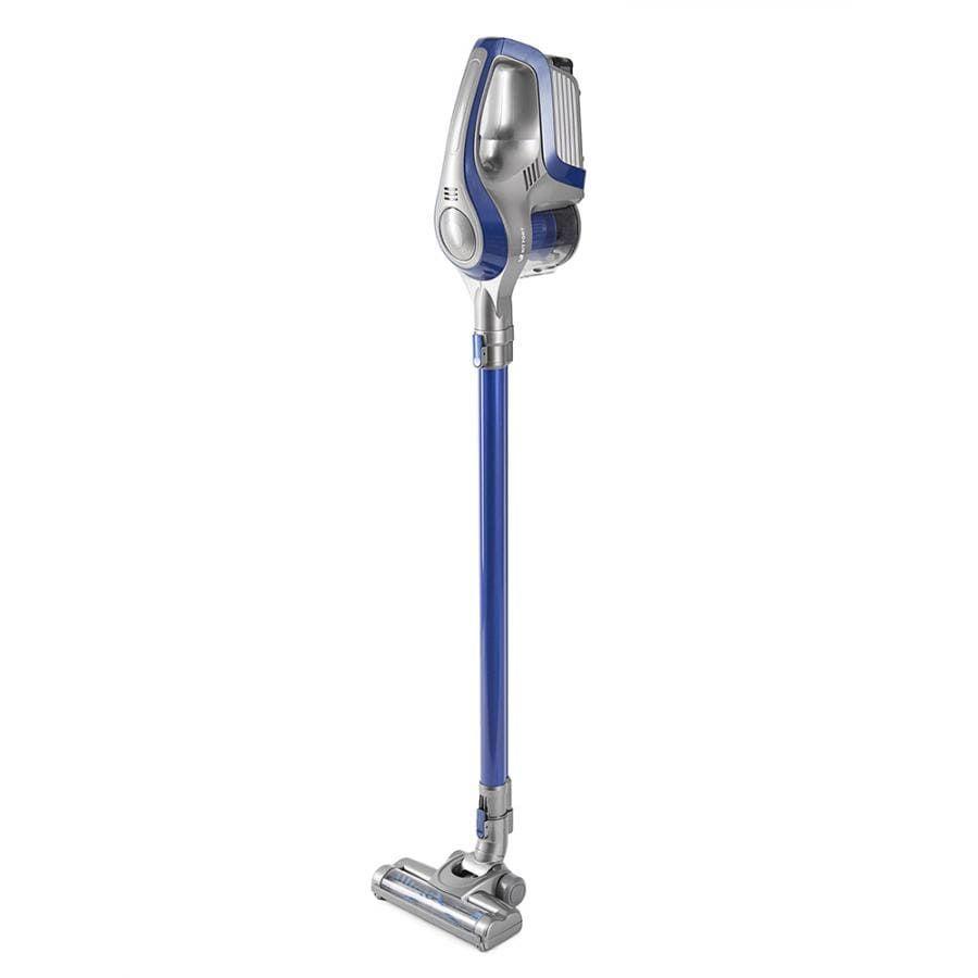 Вертикальный пылесос KitFort КТ-515-2 серо-синий