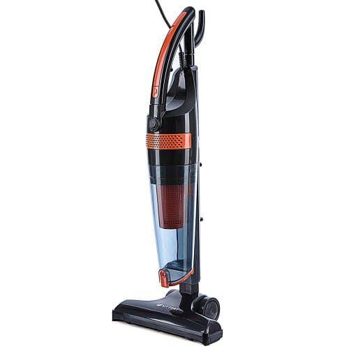 Вертикальный пылесос KitFort КТ-525-1 оранжевый
