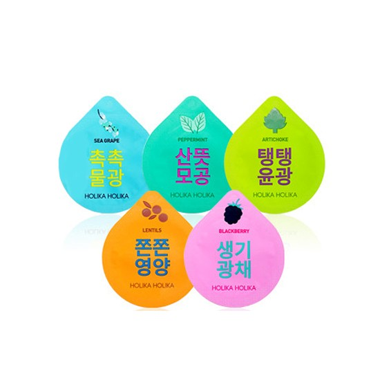 Ночная маска Holika Holika Superfood Capsule Pack