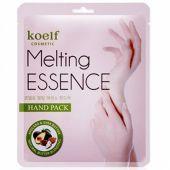 Маска-перчатки для рук Petitfee Koelf Melting Essence Hand Pack