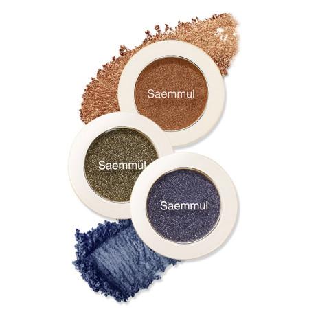 Тени для век The Saem Saemmul Single Shadow (Shimmer)