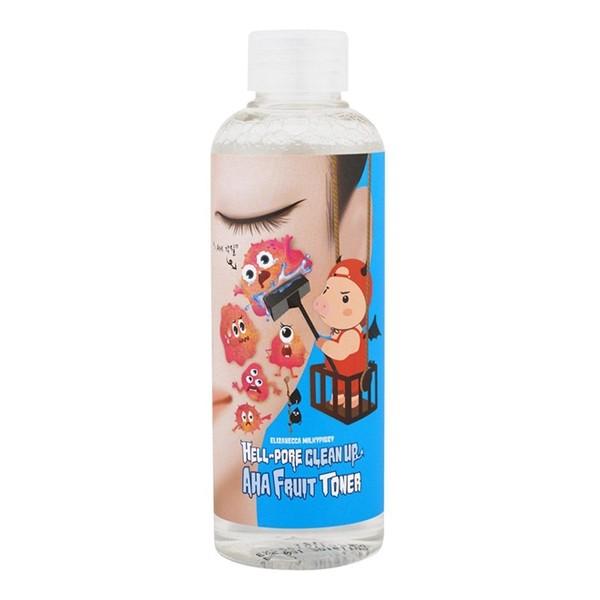 Тоник для лица Elizavecca Hell Pore Clean Up Aha Fruit Toner