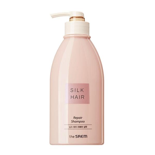 Шампунь для волос The Saem Silk Hair Repair Shampoo