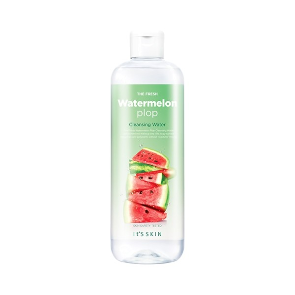 Мицеллярная вода It's Skin The Fresh Plop Cleansing Watermelon