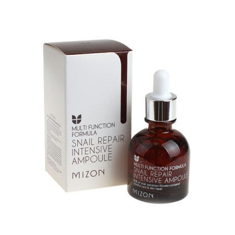 Сыворотка Mizon Snail Repair Intensive Ampoule