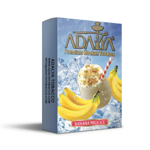 Adalya Banana Milk Ice