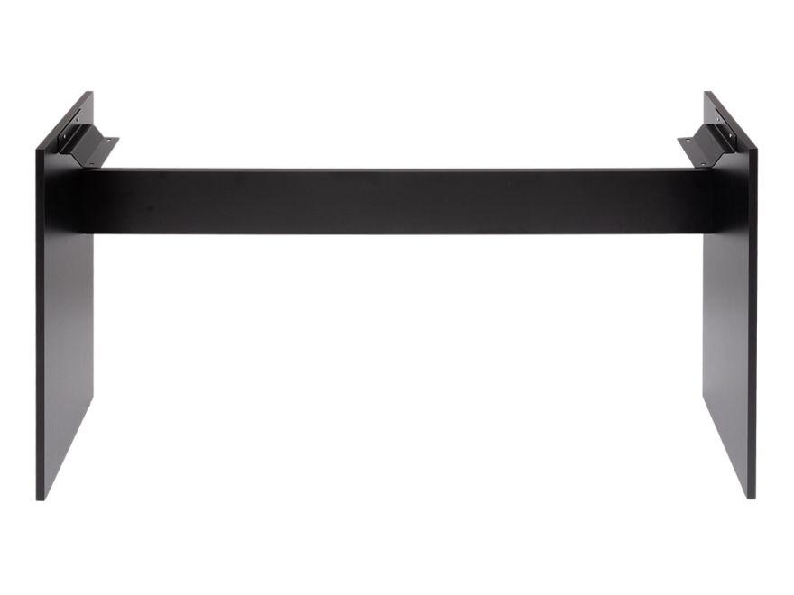 Деревянная черная стойка для пианино Yamaha P
