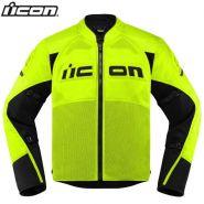 Куртка Icon Contra 2, Ярко жёлтая