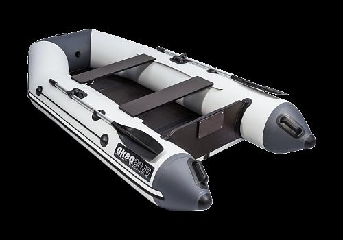 Лодка Аква 2900 слань-книжка +киль
