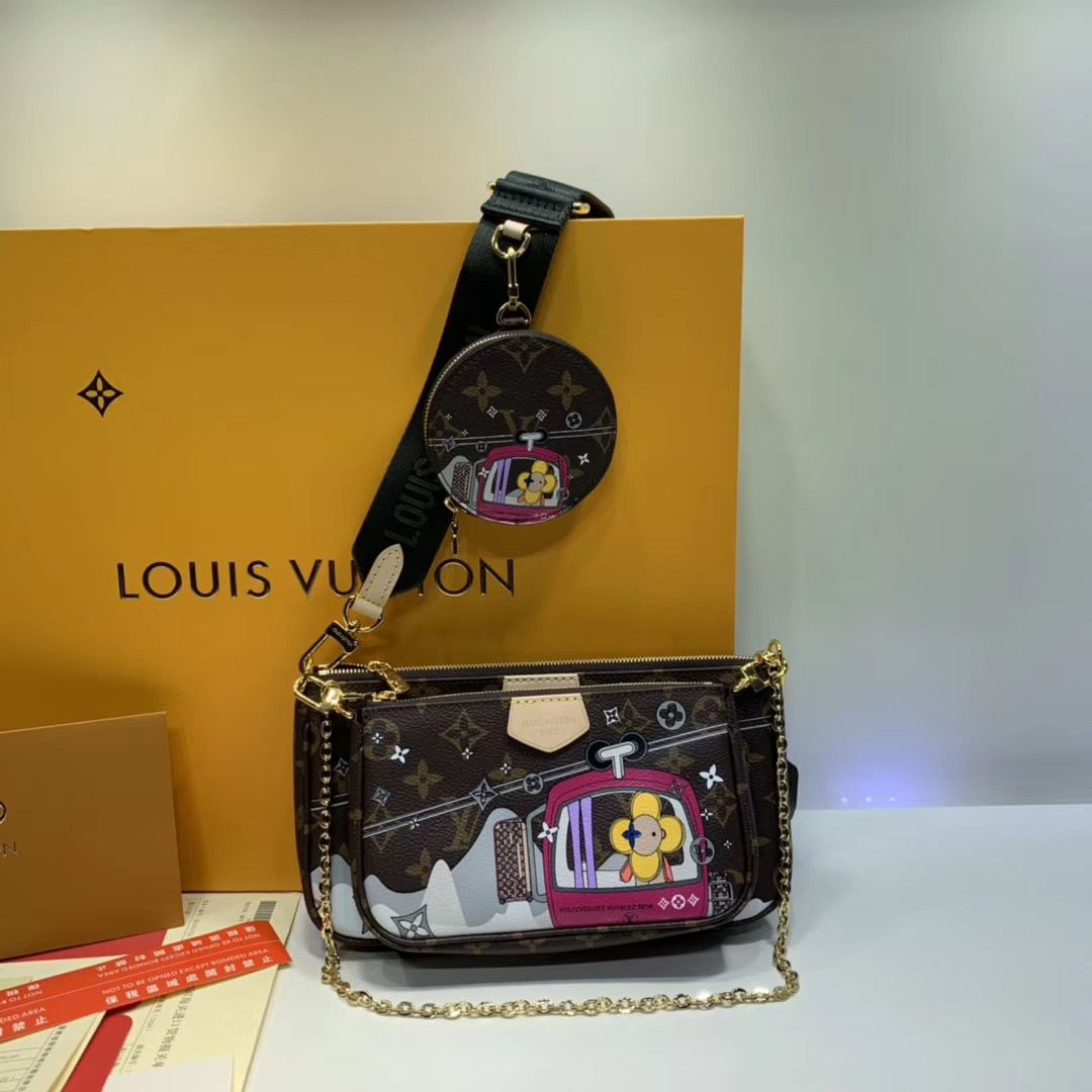 Клатч LV Multi Pochette Accessories