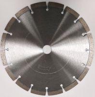 Диск алмазный по бетону 230мм