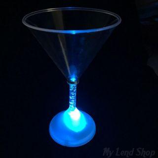 Светящийся бокал для мартини Martini Glass, 170 мл