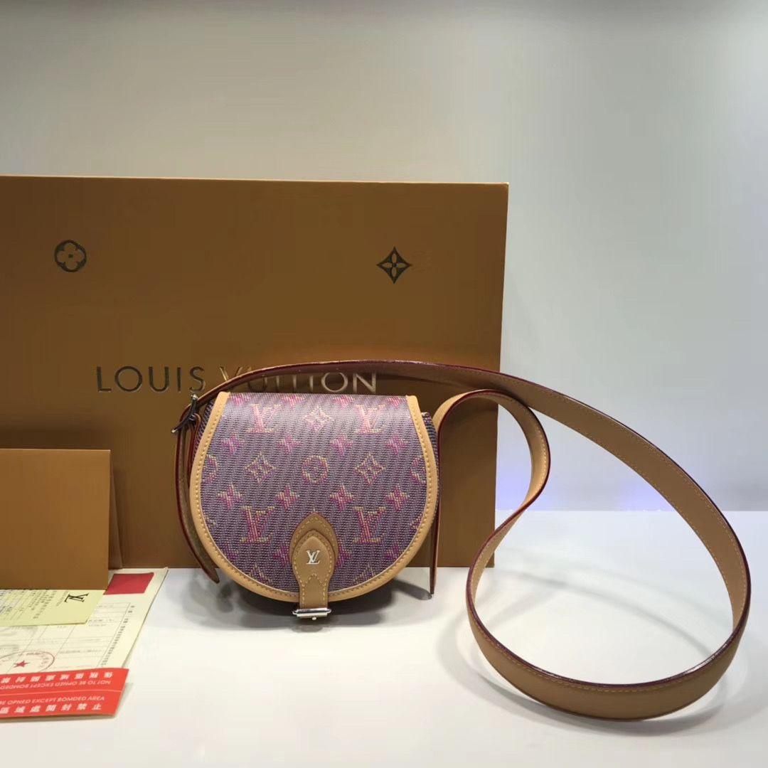Louis Vuitton Tambourine Monogram LV Pop