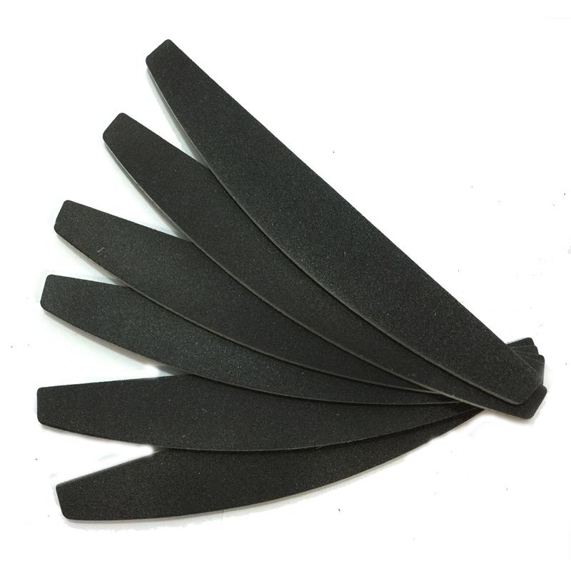 Пилка чёрная 80/80 (банан) Китай уп.25шт
