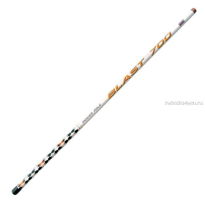 Удочка Brain Blast Pole 6 м фактическая  длина - 5,70 m, 300 g