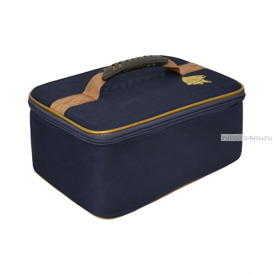 Сумка Aquatic  для кормушек, грузов, оснасток разм.  С-39С  (20х27х13 см. цвет: синий)