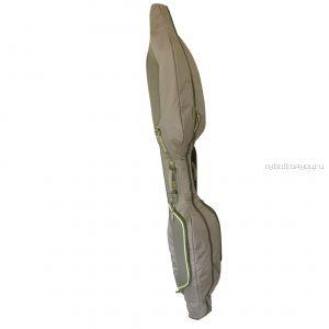 Тубус Aquatic  для 4 карповых удилищ  Ч-26Х  (210 см., цвет: хаки)