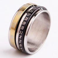 Вращающееся кольцо-календарь