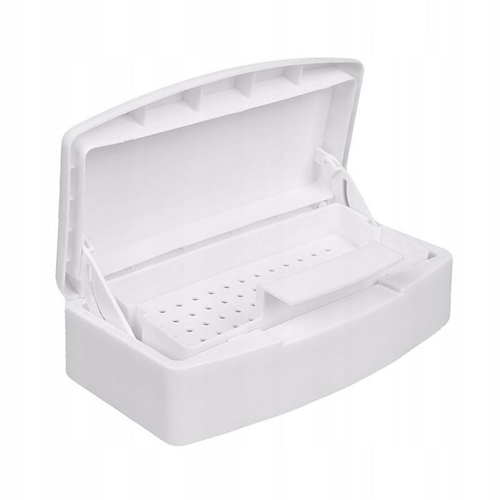 Контейнер пластиковый для дезинфекции инструментов (натуральный)