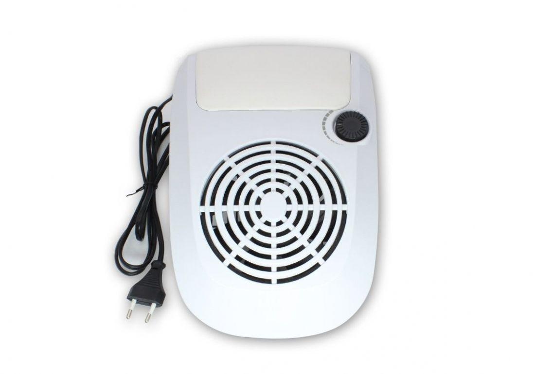 Пылесос-подставка для маникюра 60Вт (белый)