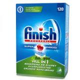 FINISH All in1таблетки для ПММ 120 шт