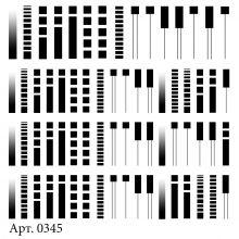 Слайдер-дизайн для ногтей № 0345