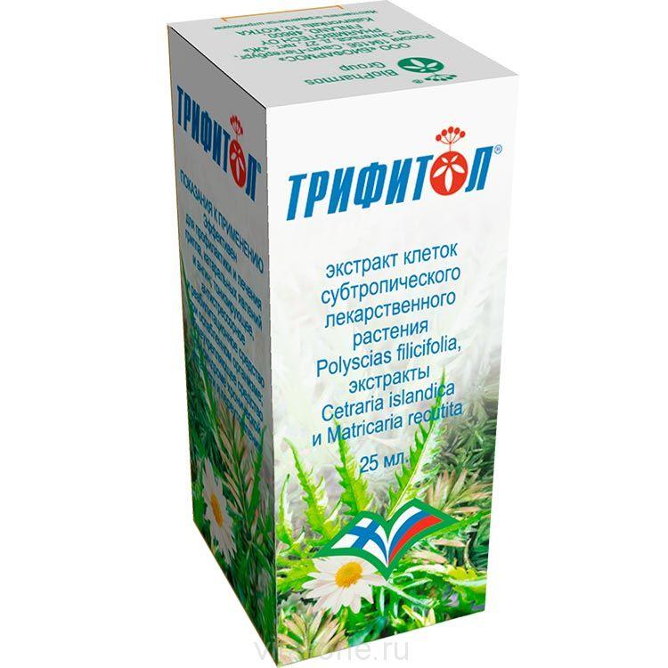 Трифитол 25 мл