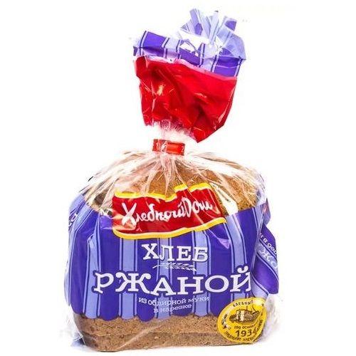 Хлеб Хлебный Дом Ржаной нарезка 400гр.