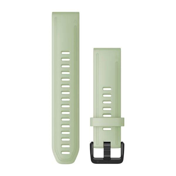 Ремешок сменный QuickFit 20мм силиконовый мятного цвета