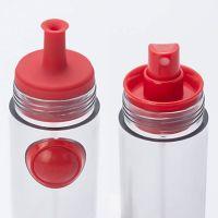 Двусторонняя Бутылочка-Распылитель Для Соуса И Масла 2 WAY Soy Sauce Bottle, Цвет Красный_3
