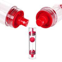 Двусторонняя Бутылочка-Распылитель Для Соуса И Масла 2 WAY Soy Sauce Bottle, Цвет Красный_5