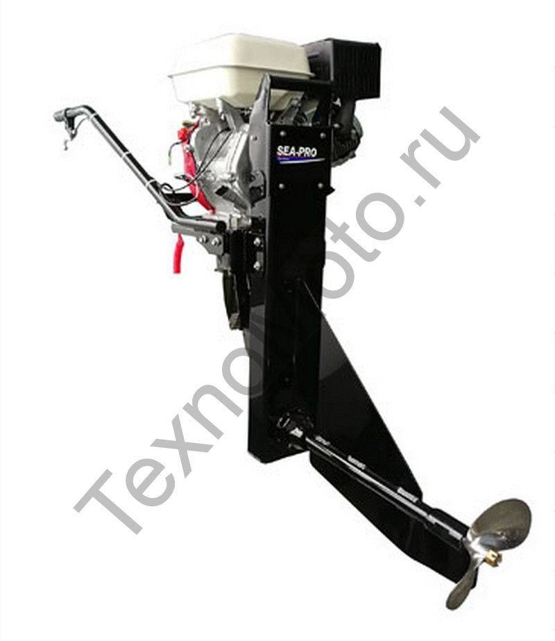 Мотор болотоход Sea-Pro SMF-9 (9 л. с.)