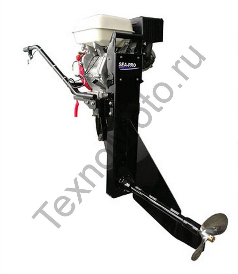 Мотор болотоход Sea-Pro SMF-20E (20 л. с.) электростартер