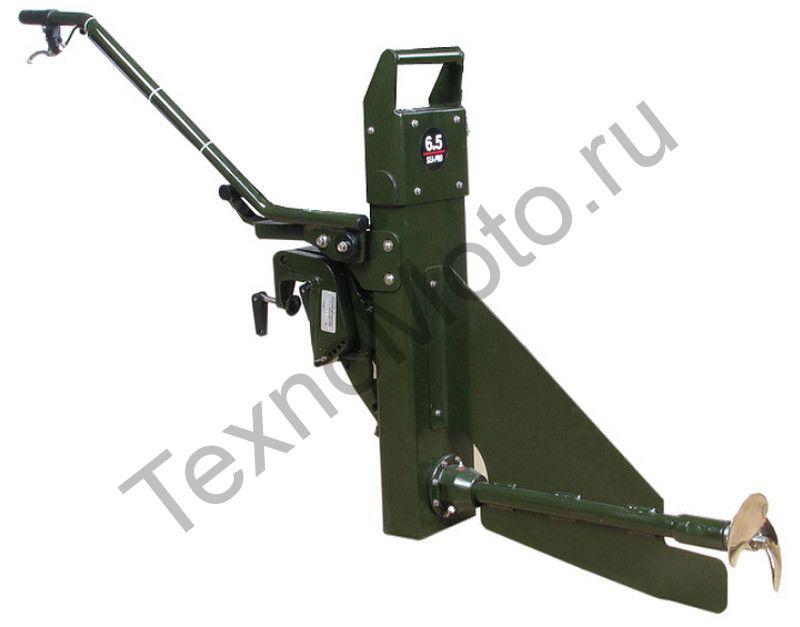 Рама-редуктор болотохода SEA-PRO SMF-6