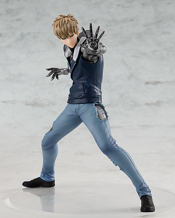 Аниме фигурка POP UP PARADE One Punch Man - Genos Генос