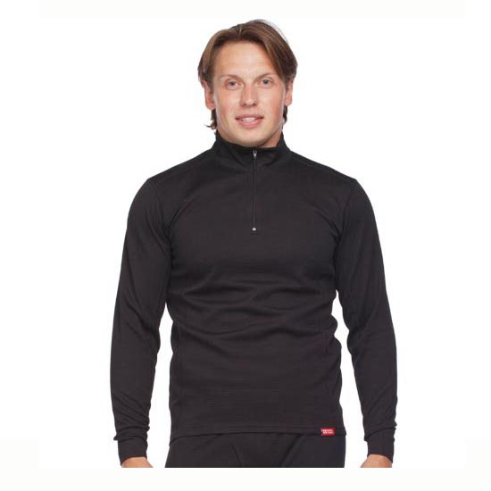 Термобелье  Актив Норд рубашка Черная