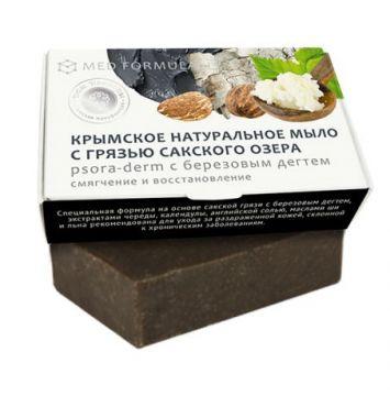 MED formula «PSORA-DERM с березовым дегтем» 100 гр