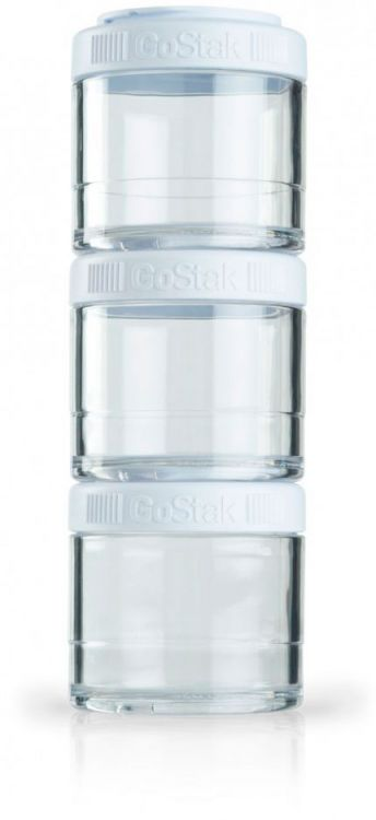 GoStak от Blenderbottle 3 контейнера по 100 мл